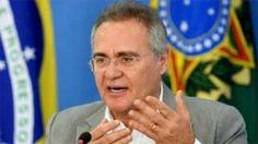 Image copyright                  AFP                  Image caption                                      Calheiros es el segundo en línea de sucesión presidencial.                                La Corte Suprema de Justicia de Brasil ordenó a uno de los principales políticos del país que se aparte del cargo que ocupa: se trata de Renan Calheiros, el preside