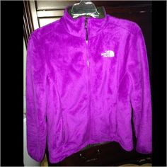 THE NORTH FACE JACKET THE NORTH FACE JACKET; super soft! Great condition. worn a handful of times. Very warm and sooooo comfortable! :-) NO TRADES North Face Jackets & Coats