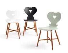 """Möbel & Accessoires: Stuhl """"Trix"""" von Schmidinger Möbelbau - Bild 2 - [SCHÖNER WOHNEN]"""