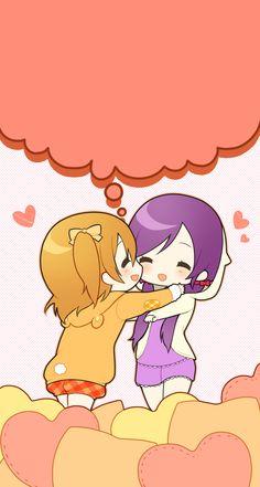 Nozomi & Honoka | Love Live