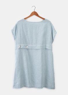 Button Miwa Dress