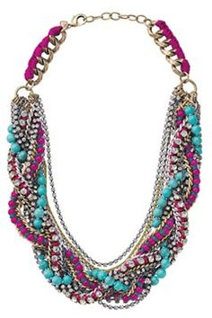 Gorgeous #neon #necklace
