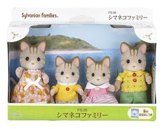 SYLVANIAN FAMILIES JIGSAW PUZZLE SYLVANIAN LIFE OF 12 MONTHS CALICO CRITTERS