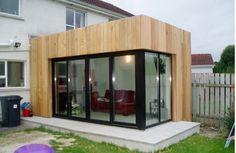 Modern Elmwood extension Architects Ballymena Antrim