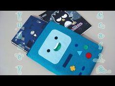 FUNDA / BOLSO DE BMO | ADVENTURE TIME / HORA DE AVENTURA | DIY | MANUALIDADES - YuureYCrafts - YouTube
