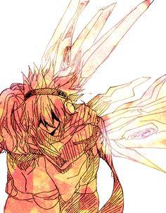 Sousei no onmyouji / Shimon Ikaruga, Mayura Otomi Manga Anime, Anime Art, Twin Star Exorcist, Anime Ships, Anime Love, Anime Couples, Kawaii Anime, Neko, Concept Art