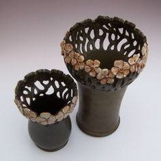 Art Nouveau Style - Maid Of Clay: Handmade Pottery