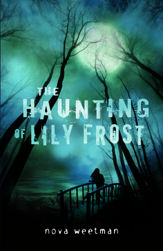 An atmospheric and chilling ghost story debut from a talented young adult author. https://www.goodreads.com/book/show/20644743-the-haunting-of-lily-frost?from_search=true https://libraryj.bne.catholic.edu.au/oliver/opac/search.do?_open=1