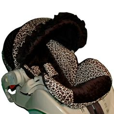 Graco Baby Car Seat Covers | Custom Replacement Baby Car Seat Cover Graco Snugride 22- Wild Thing-