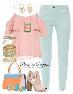 Spring. Premier Design's by Monica Hall. premierdesigns.com/monicahall #premierdesigns #pdstyle