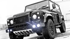 Land Rover Defender  - Chelsea Wide Track Concept 17 LE by Khan Design