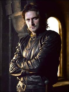 Guy of Gisborne, BBC Robin Hood. Played by Richard Armitage. I almost like him better as guy then as thorin. Richard Armitage, Nottingham Robin Hood, Nottingham Forest, Tv Series On Netflix, Robin Hood Bbc, British Actors, American Actors, Album, My Guy