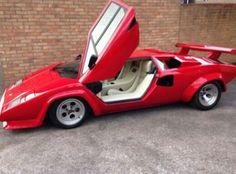 Replica Lamborghini Diablo, Lamborghini Veneno, Mclaren Mercedes, Porsche, Maserati, Bugatti, Replica Cars, Daihatsu, Maybach