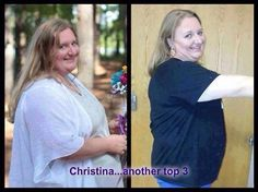 Christina who participated in the Skinny Body Care 90 day challenge. She lost over 16 inches and 38 lbs since starting Skinny Fiber!!   www.mrsmcgraw.com