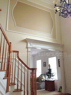 Wall Molding Designs
