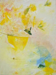 "Saatchi Art Artist jelena b; Painting, ""Sunday"" #art"