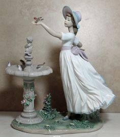 Lladro 6106, Spring Joy AS IS. Office Code -:Lladro 6106 as is. Comes with Lladro Back stamp. | eBay!