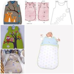 Keep your baby warm in this coming winter, it's time to make quilted sleeping bag for little ones. hat is a baby sleeping bag? That's a wearable blanket. Baby Sleep Aids, Help Baby Sleep, Quilt Baby, Sewing For Kids, Baby Sewing, Free Sewing, Owl Fabric, Wearable Blanket, Baby Warmer