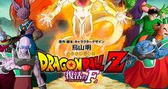 Film: New Trailer For Dragon Ball Z: Resurrection 'F' & Dragon Ball Super Promo | G33k-HQ