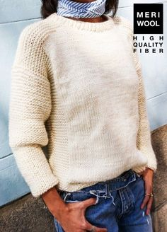 Axes Sweater | we are knitters