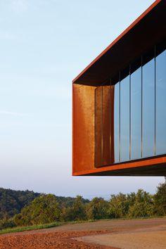 CELTIC MUSEUM GLAUBURG   kadawittfeldarchitektur; Photo: Werner Huthmacher   Archinect