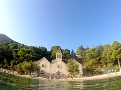 Croatia - travel and tourism, best beaches, islands and resorts Beautiful Islands, Beautiful Beaches, Places Around The World, Around The Worlds, Hidden Beach, Croatia Travel, Beach Holiday, Dream Vacations, Places To Visit