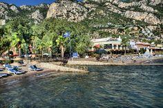 Turunc, Turkey ~ coastline