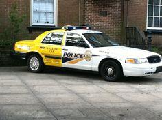 Cab or Police Cruiser?