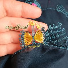 My new design cuts a different test from the fork model. Seed Bead Tutorials, Beading Tutorials, Crochet Borders, Gabel, Nail Inspo, News Design, Hair Hacks, Flower Art, Seed Beads