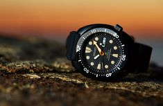 This summer's must-have diver has just dropped, the blacked-out Seiko Prospex SRPC49K.