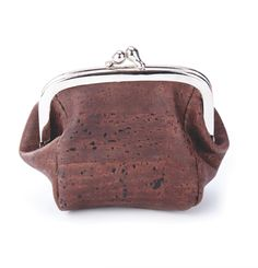 #Purse made of silky smooth #cork #leather | 100% #sustainable & #vegan | CHF 24.00 | free delivery & return within Switzerland