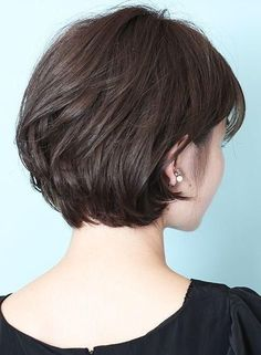 80 Creative Short Haircuts and Layered Hairstyle Ideas 2019 . 80 Creative Short Haircuts and Layered Hairstyle Ideas 2019 . 80 Creative Short Haircuts and Layered Hairstyle Ideas 2019 Short Layered Haircuts, Short Bob Hairstyles, Hairstyles Haircuts, Bob Style Haircuts, Haircut Bob, Layered Bobs, Short Haircut Thick Hair, Short Haircuts For Women, Asian Bob Haircut