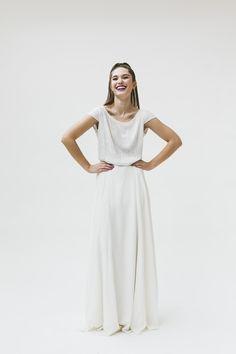 Victoria Rüsche Brautmode Kollektion 2016 | #Hochzeitskleid #Brautkleid