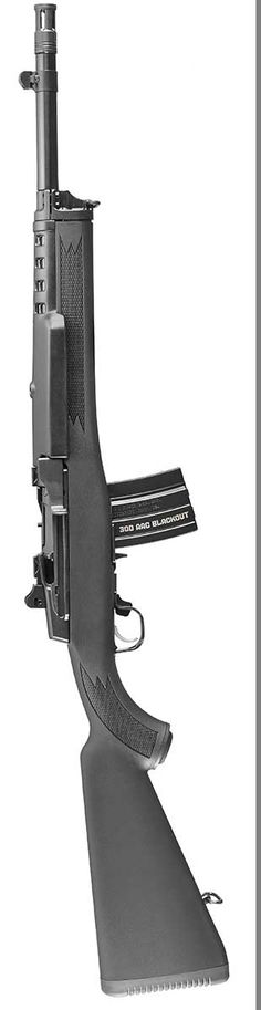 Ruger 300 Blackout Mini 14 Tactical FLoading that magazine is a pain! Get your Magazine speedloader today! http://www.amazon.com/shops/raeind