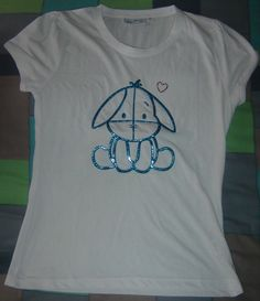 T.Shirt Bourriquet Cuties