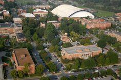 ETSU Campus, Johnson City TN