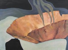 DOROTHEA TANNING: FLOWER PAINTINGS - 1 September - 1 October 2016 - Works | Alison Jacques Gallery