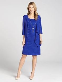 Laura Dresses: Women's dresses for day or night, from work wear to evening gowns.