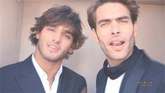 Marlon Teixeira & Jon Kortajarena Backstage 212 VIP Rosé #2  2014