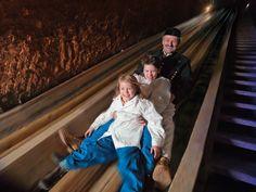 Hallein Salt Mines Tour - Opening times | Faszination Salzwelten