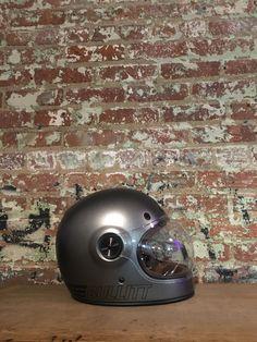 Bell Bullitt Helmet Retro Titanium