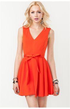 Check It Flare Dress $37.50