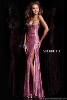 Sherri Hill 2977 at Prom Dress Shop