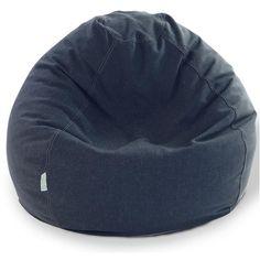 Dot & Bo Retro Bean Bag - Small ($90) ❤ liked on Polyvore
