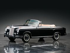 1957 Mercedes-Benz 220S Cabriolet   The Don Davis Collection 2013   RM AUCTIONS