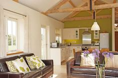 Cranmer Country Cottages - Norfolk  Eco-friendly