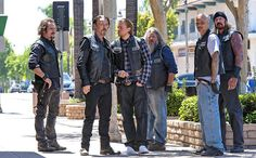 """last season This post contains plot details of """"BlackWidower,""""theSons of Anarchy season 7 premierethat aired on Sept. 9.Readour full recap. Sons of Anarchy's final season got off..."""