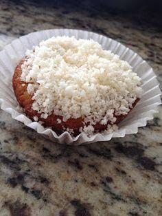 Delicias low carb: Cupcake de Coco, com recheio, sem carboidtaro, sem gluten!