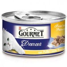 Las recetas de gourmet diamante han sido cuidadosamente elaboradas por nuestros especialistas en nutrición con ingredientes especialmente seleccionados por su exquisito sabor y por sus novedosos métodos de cocción gourmet diamante.  Formato: 85 Gr