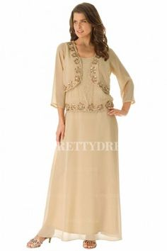 Beaded Lace Jacket Dress   Plus Size Formal Occasion   Roamans ...